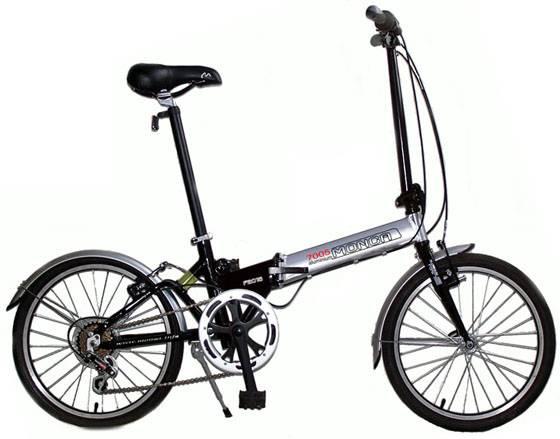 Folding Bicycle F2015