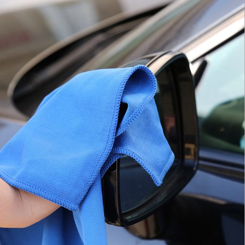 microfiber car detailing towels/microfiber auto wash towels