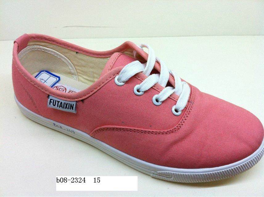 Women Canvas Shoes, Sport Shoes (B08-2324)