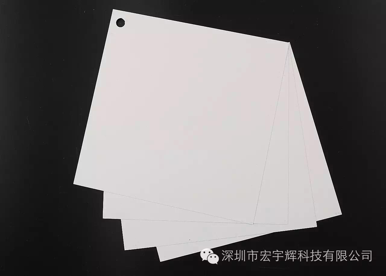 Back Drill Aluminum Sheet
