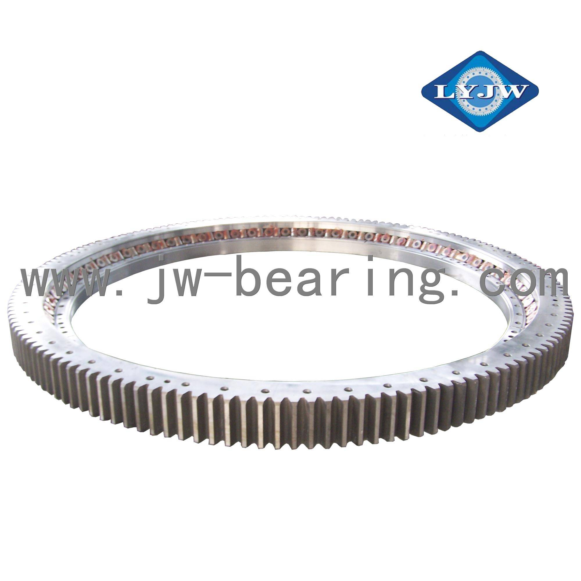 1449*1352*100mm four point conact ball slewing bearing