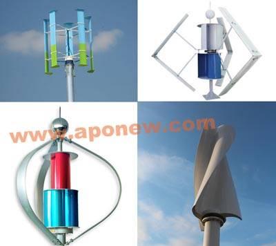 Vertical axis wind turbine/wind generator/VAWT/Maglev permanent wind turbine/windmill generator powe