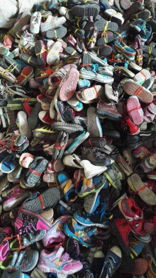second hand shoes exported