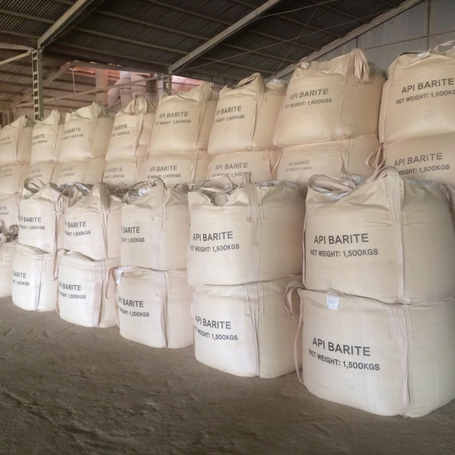 Oil Drilling Barium Sulfate Powder