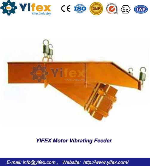 YIFEX Motor Vibrating Feeder