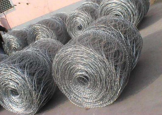 Razor Barbed Wire
