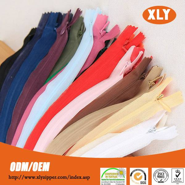 zippers wholesale