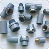 ASTM SCH 80 CPVC/UPVC pipe and fittings