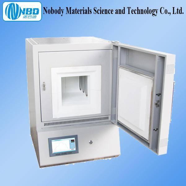 1700C Muffle Furnace Touch Screen Temperature Controller