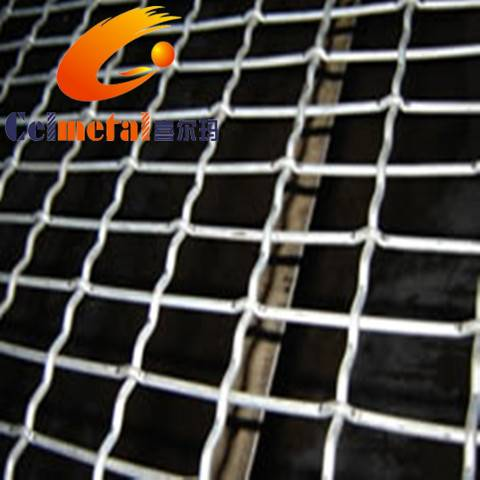 cheap crimped wire mesh