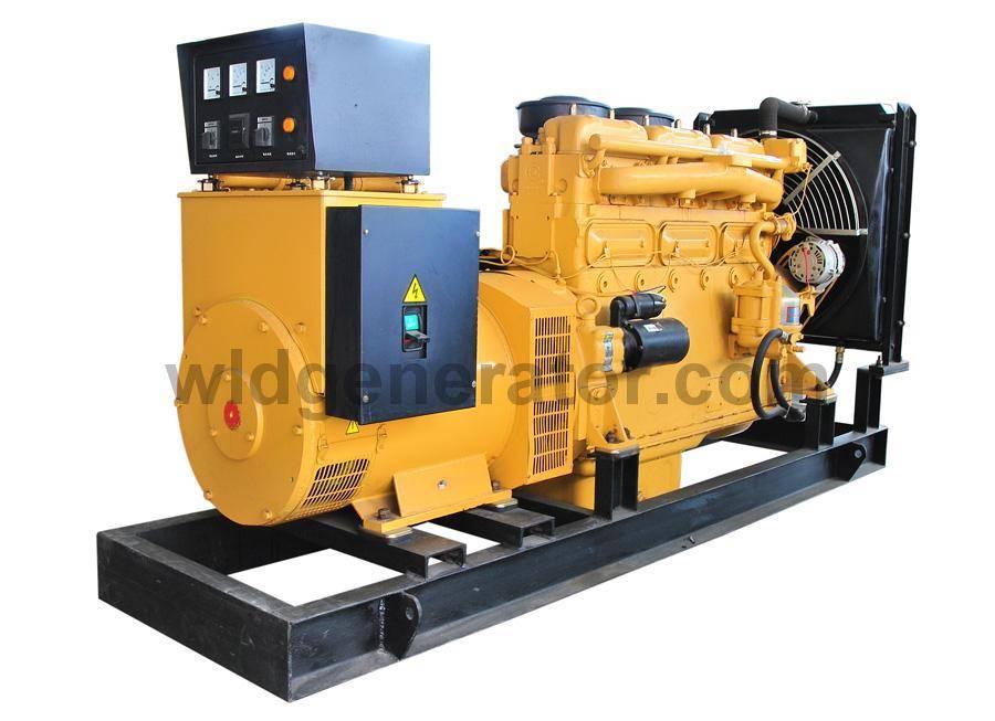 100KVA China Shangchai diesel generator