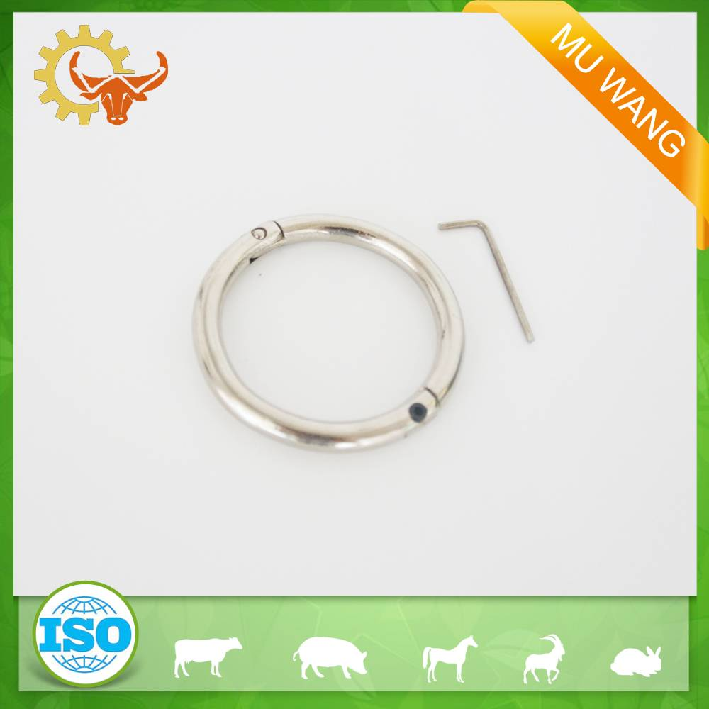 best price bull OX nose rings Veterinary Products