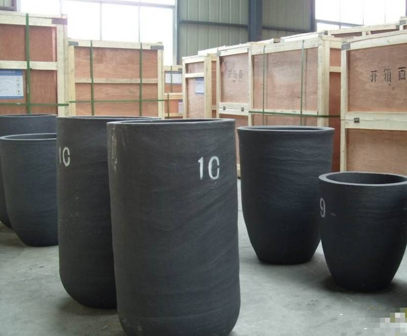 Graphite crucible for sales
