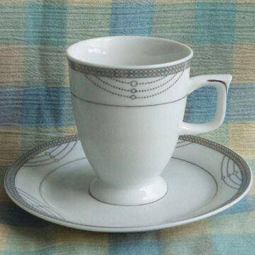 Cup with Saucer Set