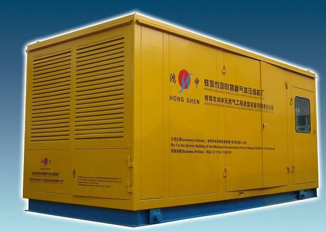 Natural Gas Standard Station Compressor