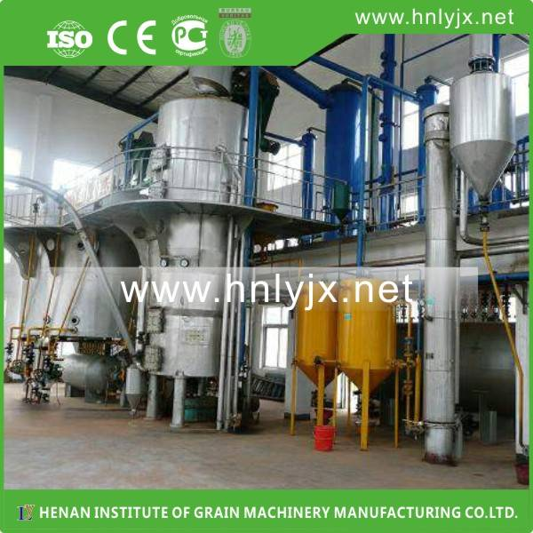 rice bran oil solvent extraction plant production line