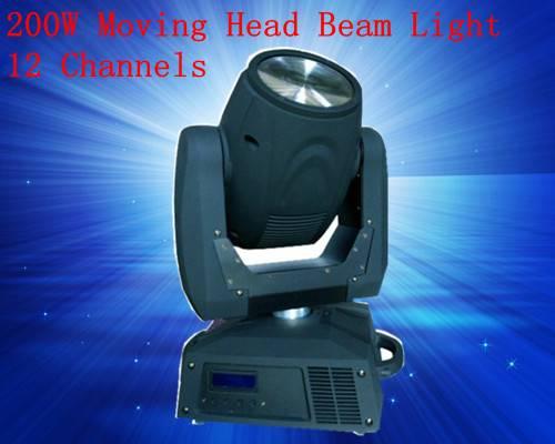 200W Moving Head Beam Light