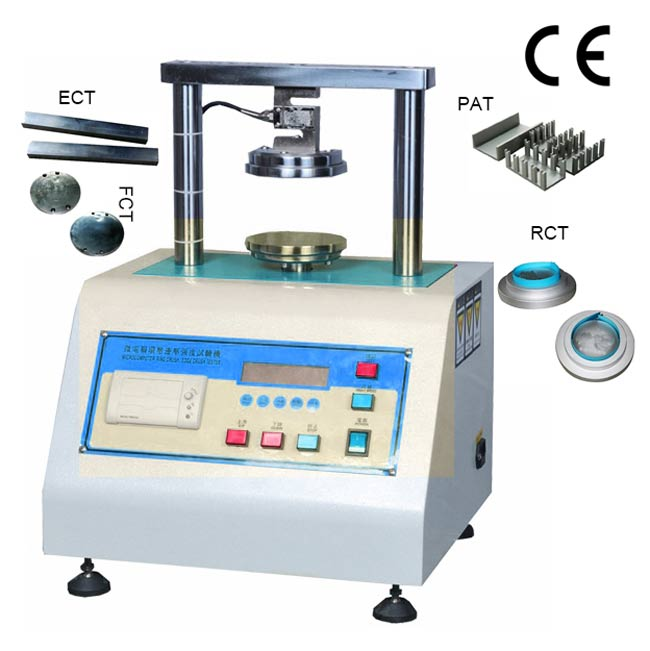 RT-402B Digital type ring crush tester