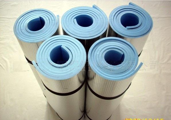 Single aluminium film damp-proof outdoor camping EVA mat, eco-friendly