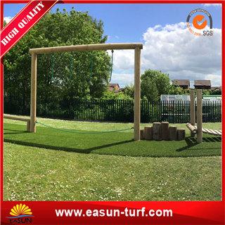 Artificial turf Grass Decorative Artificial Grass for kindergarten-ML
