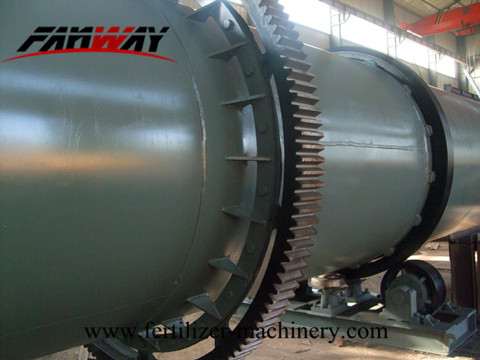 Rotary Drum Cooler
