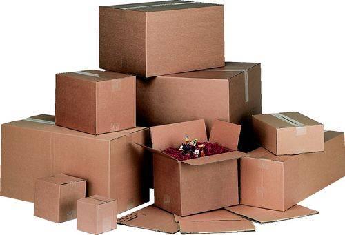 Paper Box Carton Packing
