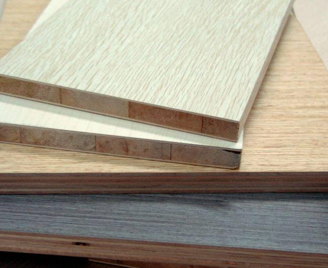 Melamine Blockboard
