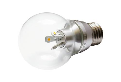 3w E27 LED Bulb with 240-270lm