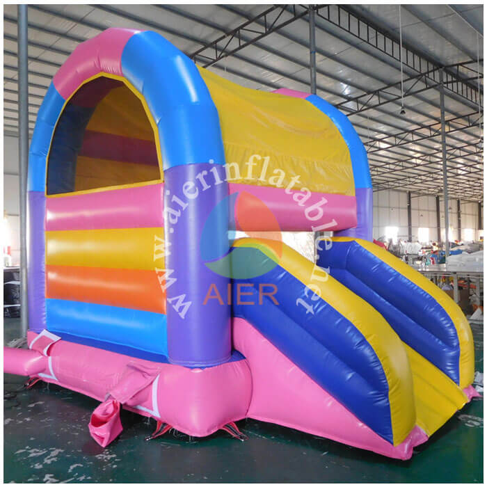 Small children inflatable bouncer