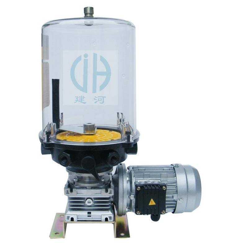 8L new type DBT multiPoint automatic grease pump for Concrete mixer