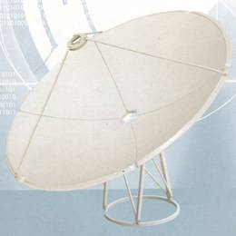 C Band 180cm,240cm Satellite Dish Antenna