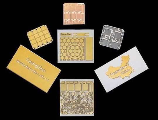 Alumina DBC ceramic substrate