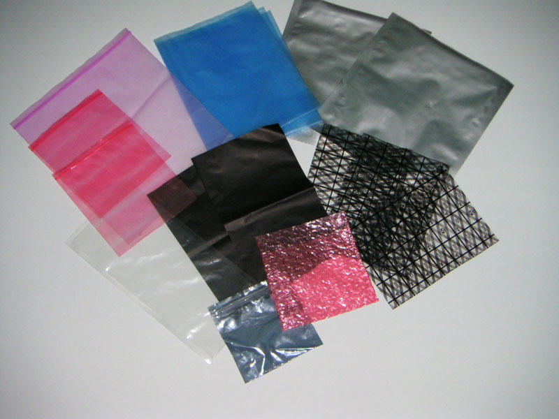 Anti-static Bag for Electronic Items