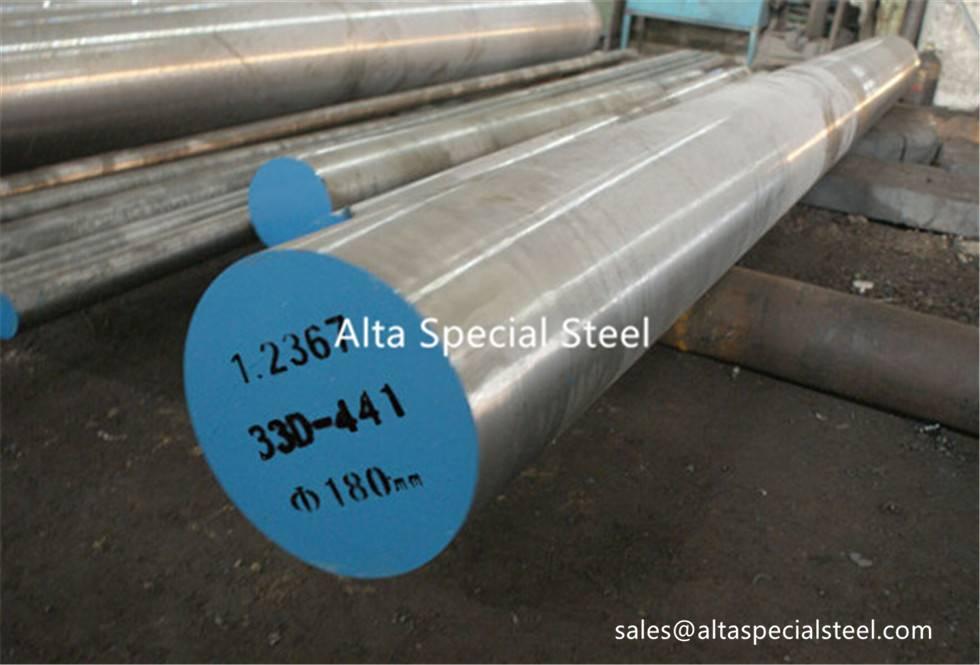 DIN 1.2367 Tool Steel