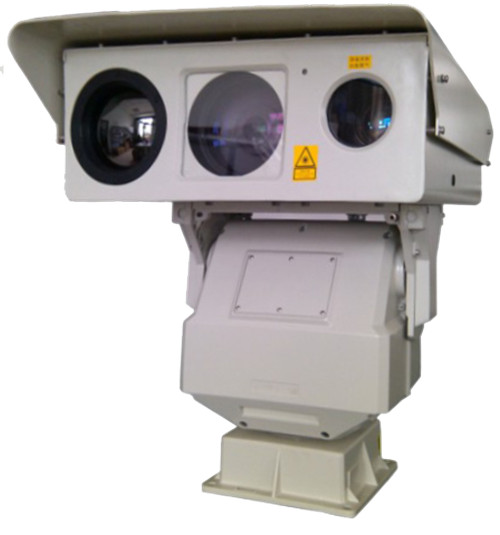 Tri-spectrum Multi-Function Security Surveillance PTZ Camera