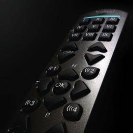 VoiceTouch 2, Integrated VOICE Remote Control