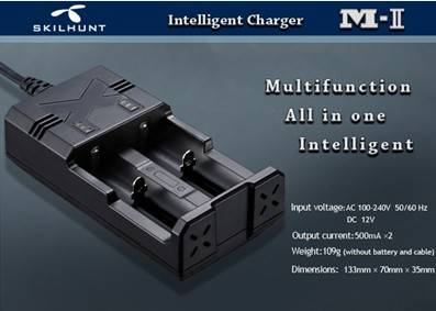 M2 intelligent charger