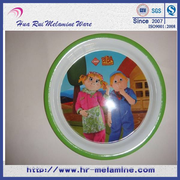 hight quality kids dinner plate