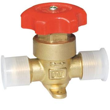 Hand Valve for Refrigeration