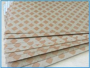 DDP Electrical Insulation Paper With Epoxy Resin Dotted