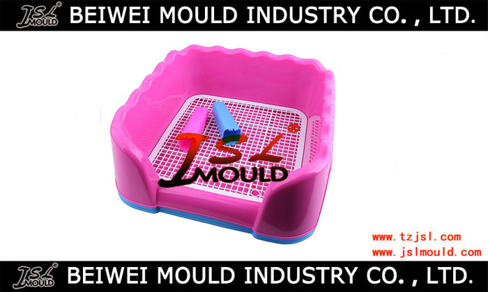 pet goods plastic toilet injection mould