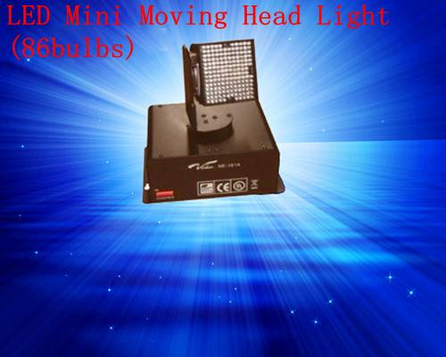 Stage Light LED Mini Moving Head 86Bulbs