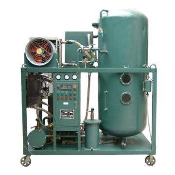 WOS-10 Lubricating Oil Purifier (600 Liter/Hour)