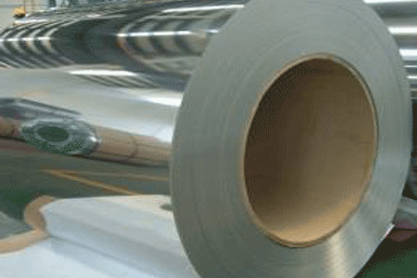 BA Stainless Steel Coil