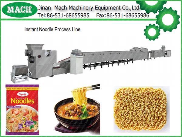 Instant Corn Noodles Machine