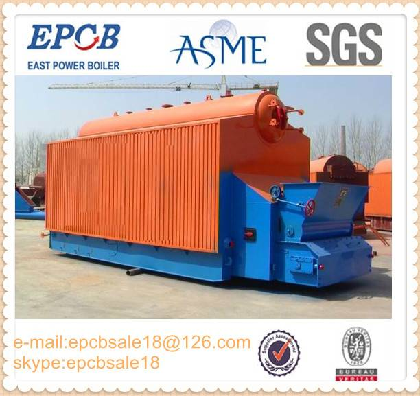 coal steam heating boiler