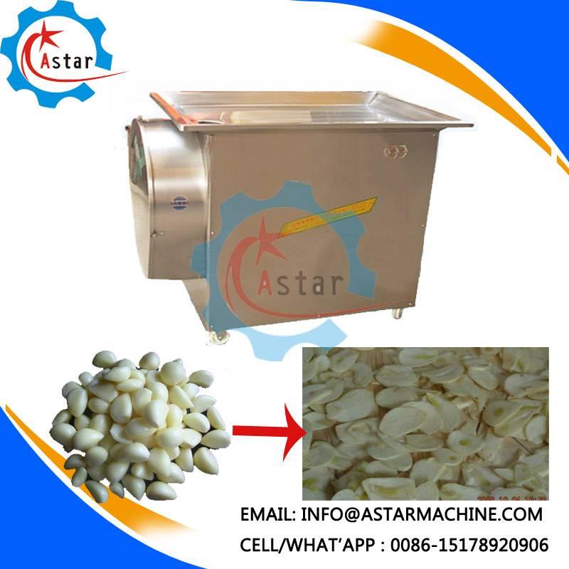 300-500kg/H Ginger/Potato/ Garlic Slicing Machine For Sale(Slicer)