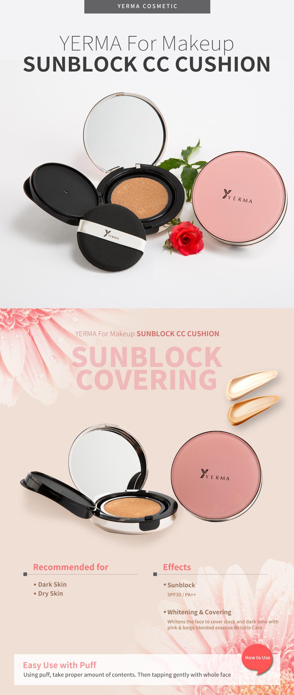 Sunblock CC Cushion