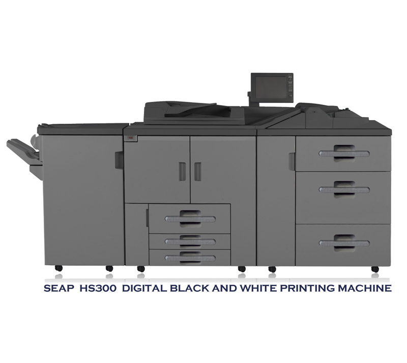 Copier Printer, black and white digital press, color offset printing machine, digital uv printing ma