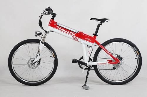 7 speed electric mountain bike folding bike mtb can be folded